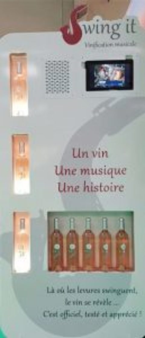 Du vin qui chante… juste