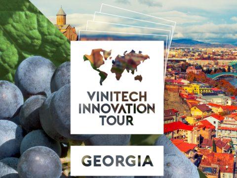 Vinitech Innovation tour du 12 au 16 juin en Géorgie
