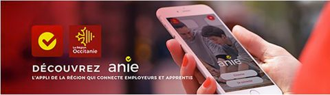 Anie, une appli pour l'apprentissage en Occitanie