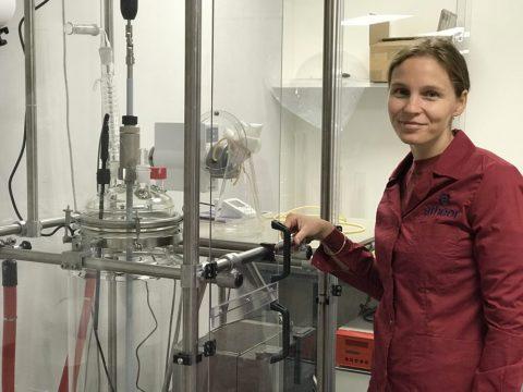 Athéor prépare une nouvelle technologie pour son Glass'in ®