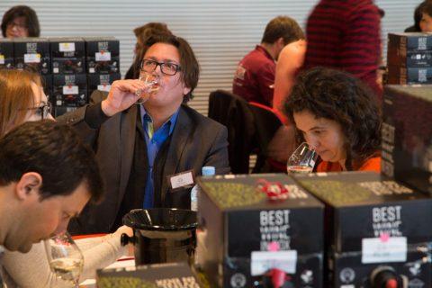 Best Wine in Box, un concours unique au monde