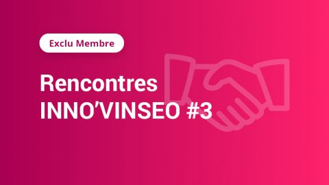 [Exclu Membre] Rencontres INNO'VINSEO#3: Échanges gazeux de la mise à la consommation du vin, le pire et le meilleur