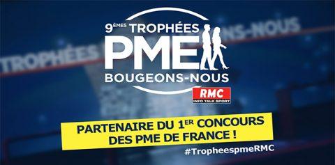 Frayssinet primé aux trophées PME Bougeons-nous / RMC – BFMTV