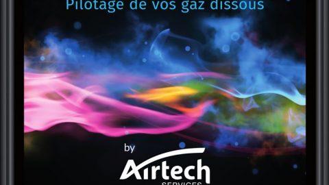 Gazy, une application pour la maîtrise des gaz en oenologie