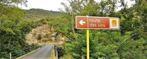 La route des vins et la route des rhums