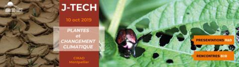 Plantes et changement climatique : Perspectives d'adaptation, lutte contre les nouveaux agresseurs