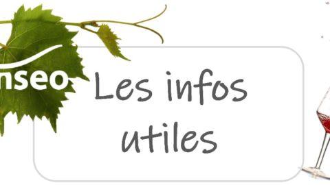 Lettre infos utiles#3 Vinseo