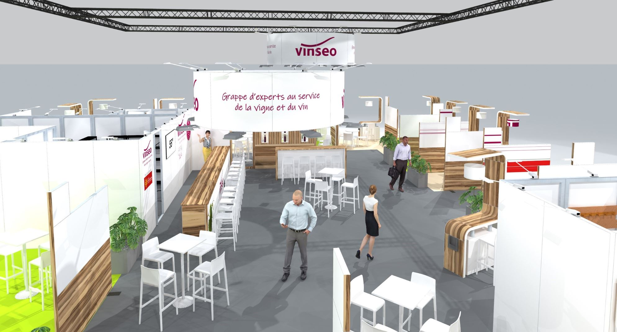 Stand Vinseo SITEVI 2019