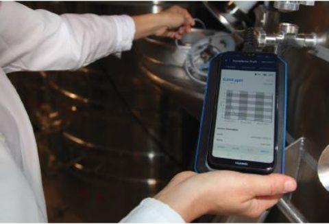 [Newsletter membre] Vinventions – Nouvel analyseur oxygène dissous – NomaSense Oxymeter