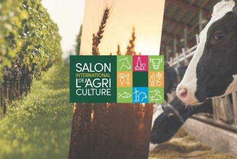Salon internationnal de l'agriculture