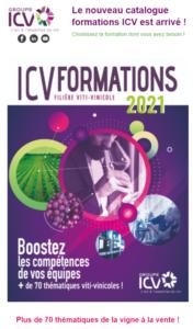 Groupe ICV - Le nouveau catalogue de formation ICV est arrivé