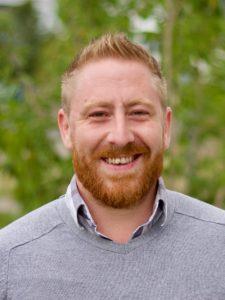 Mathieu Godard, chargé d'affaires Sud de Weenat